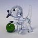 Figurines en verre